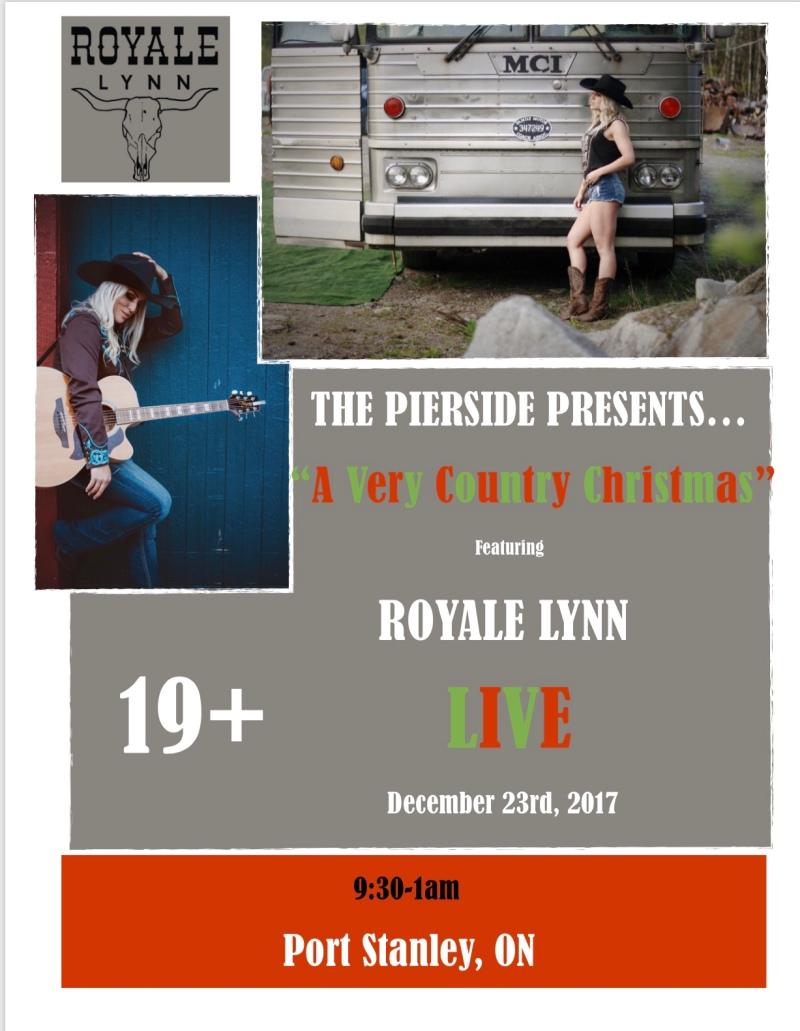Pierside Poster